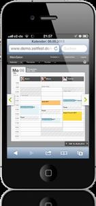 Mobiler Kalender